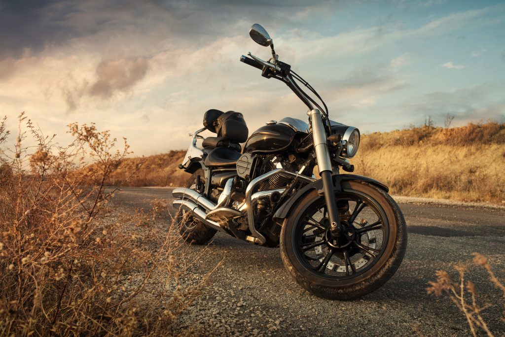 Salony motocyklowe sprzedają  hobby i  sposób na  życie